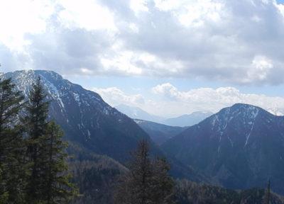 Panorama Richtung Süd/Westen