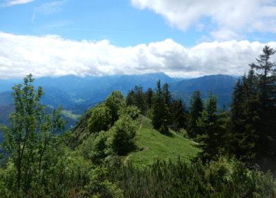 Ausblicke von der Bodenwies