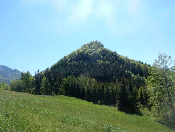 Ausblick auf den Rotstein