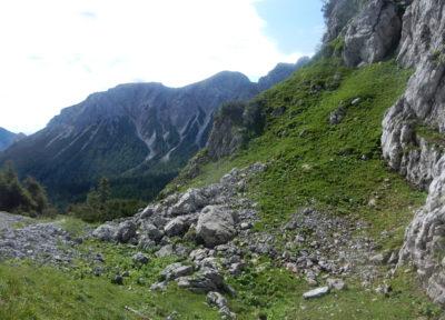 Am Bärenlochsattel