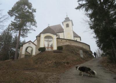 Sankt Sebald am Heiligen Stein