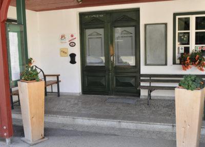 Der Gasthof Kirchenwirt